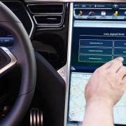 Tesla steuert Digitalstrom Smarthome