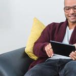 Mit der ABUS Smartvest Alarmanlage koennen sich sich vor Einbrechern schützen
